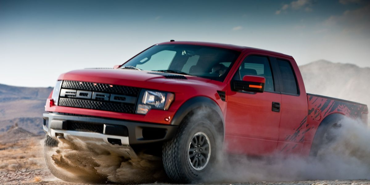 2010 Ford F 150 Svt Raptor Road Test 8211 Review 8211 Car And Driver