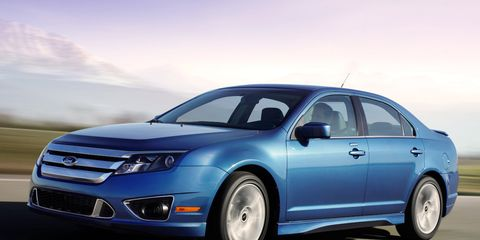 Ford Fusion Sport 0 60 >> 2010 Ford Fusion Sport Awd 8211 Instrumented Test 8211