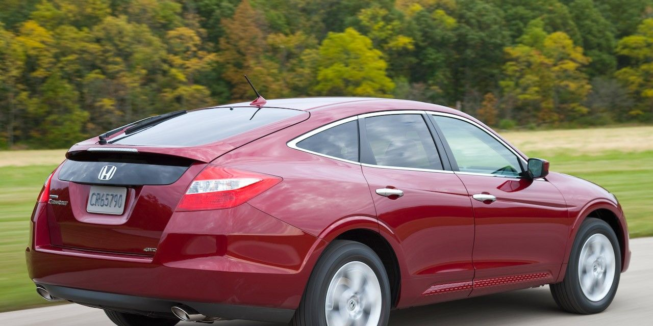 2010 Honda Accord Crosstour 4wd 8211 Instrumented Test 8211