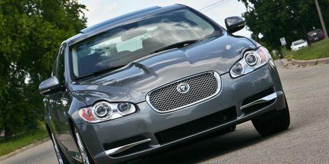 2010 Jaguar XF 5 0 Premium Road Test –
