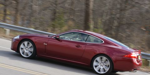 448d8d03 2010 Jaguar XKR – Instrumented Test – Car and Driver