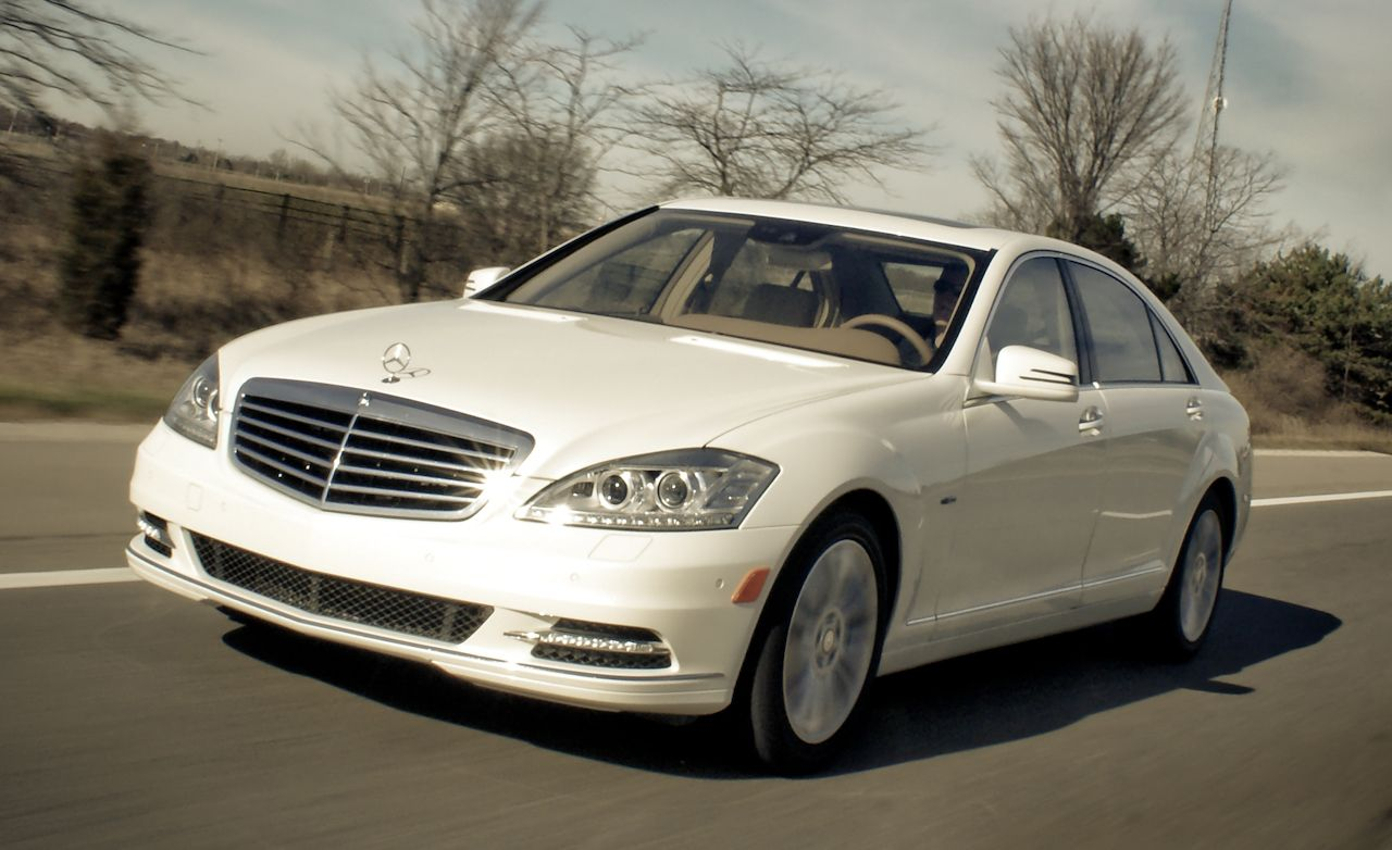 2010 Mercedes Benz S400 Hybrid 8211 Instrumented Test Car And Driver