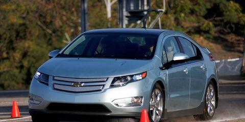 2011 Chevrolet Volt –
