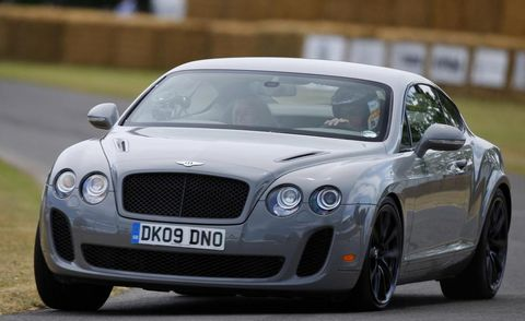 Mode of transport, Vehicle, Automotive design, Car, Grille, Vehicle registration plate, Bentley, Performance car, Rim, Luxury vehicle,