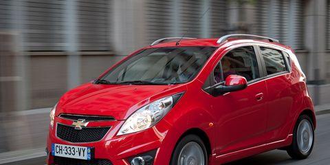 2010 / 2012 Chevrolet Spark –