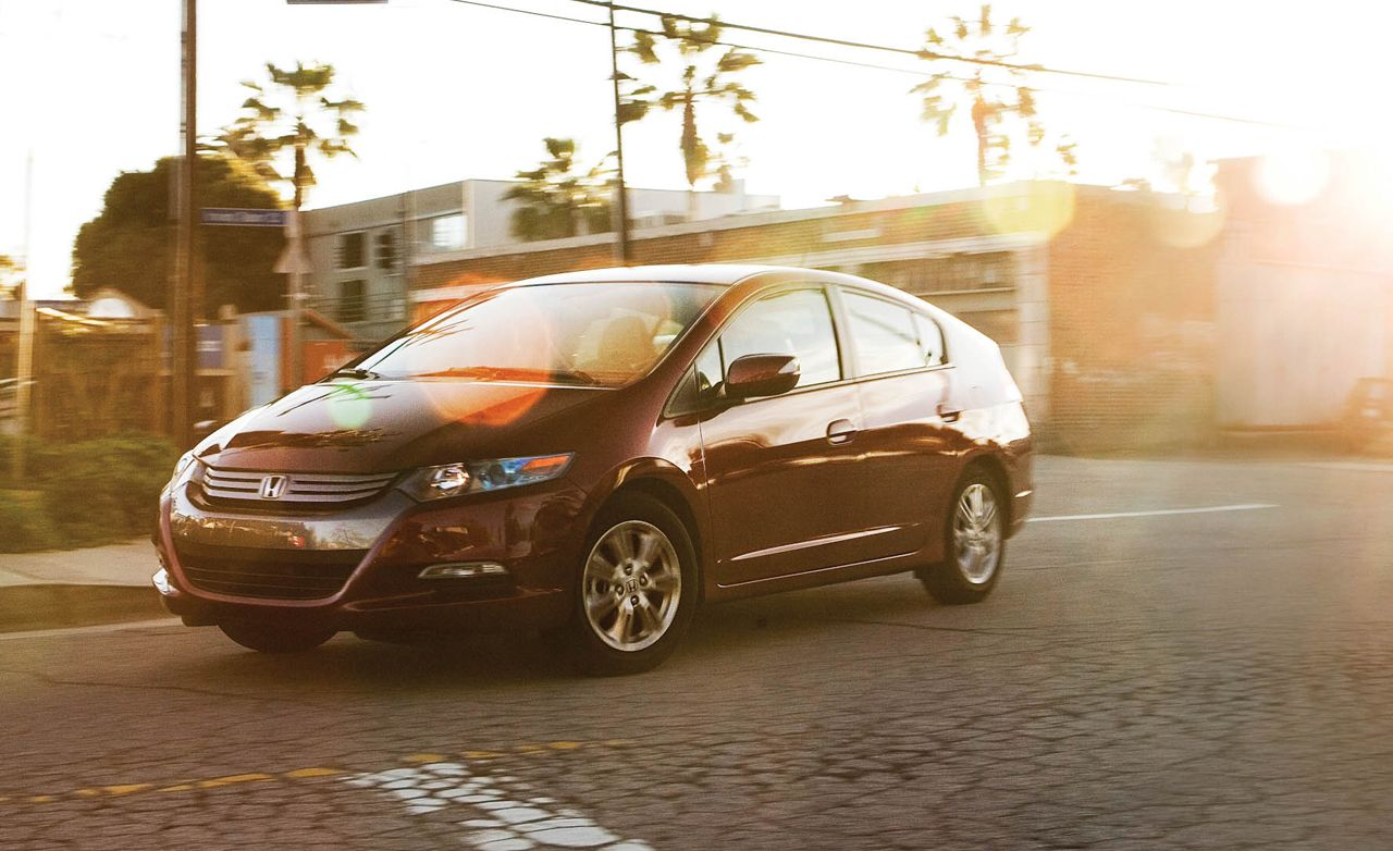 2010 Honda Insight EX Long-Term Road Test Wrap-Up - Review - Car and