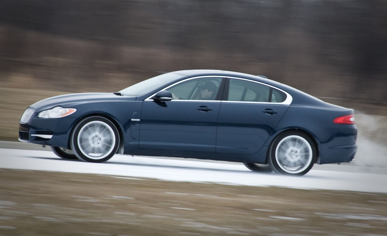 2010 jaguar xf supercharged road test \u0026 8211; review \u0026 8211; car and 2002 S Type Supercharged Engine