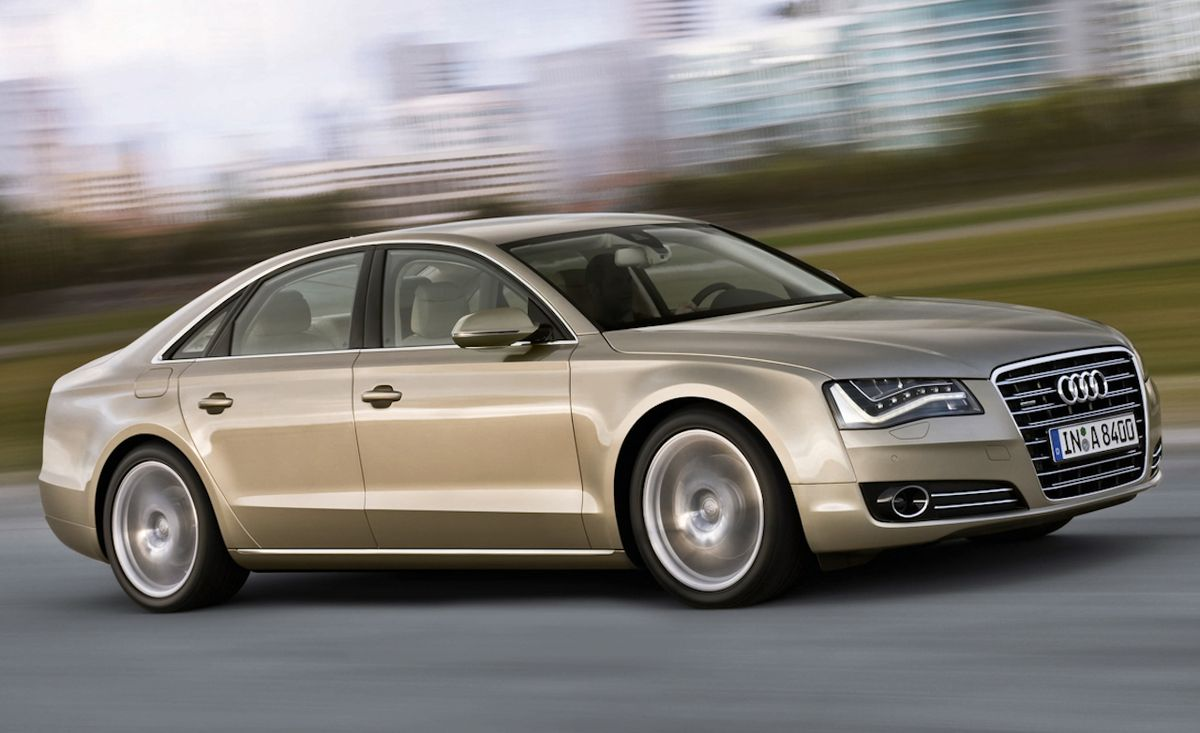 2011 Audi A8 8211 Review 8211 Car And Driver