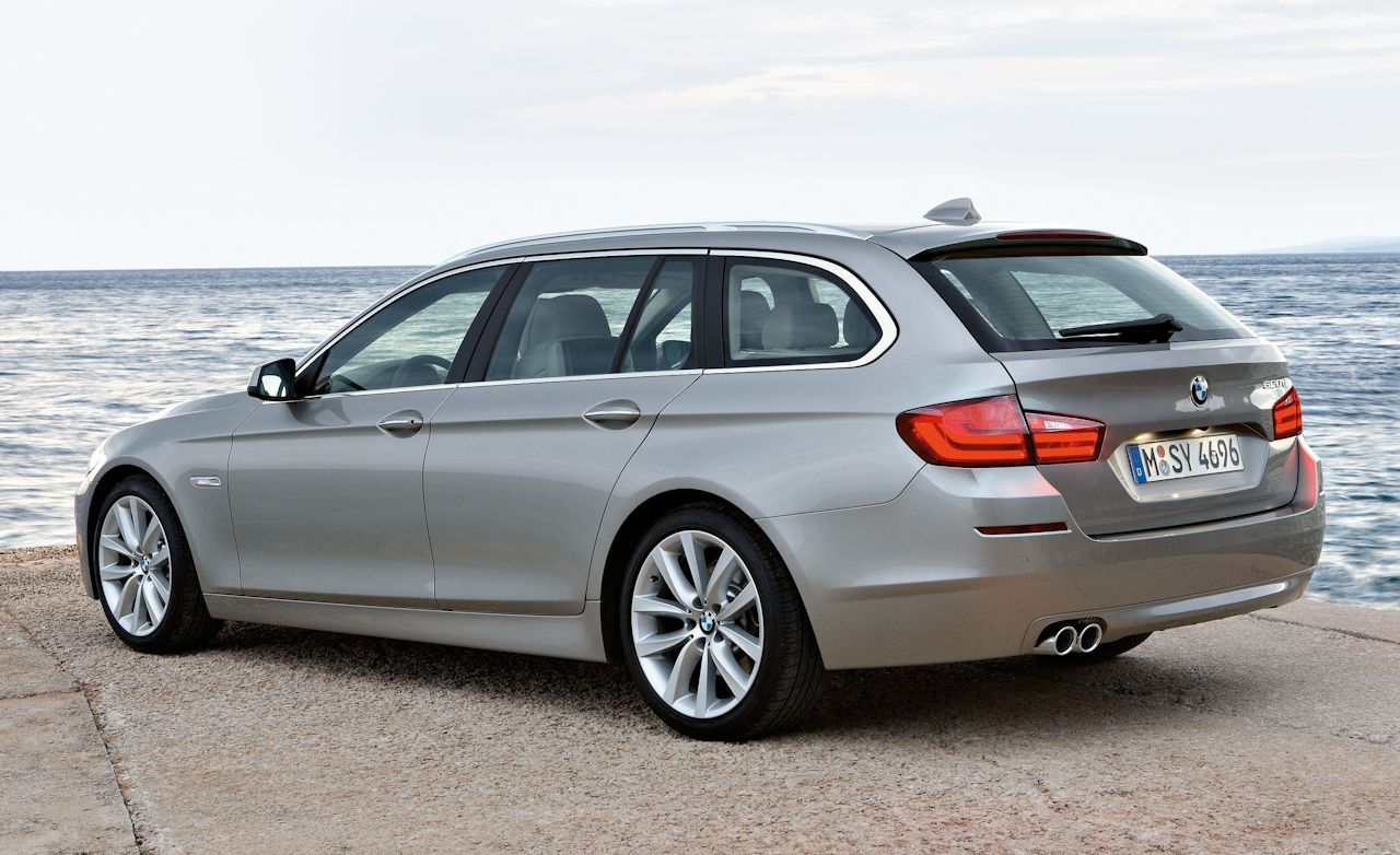 2010 Bmw 5 Series Touring 8211 News 8211 Car And Driver