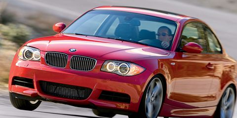 2011 BMW 1-series Updated with Single-Turbo N55 Inline-6, Dual