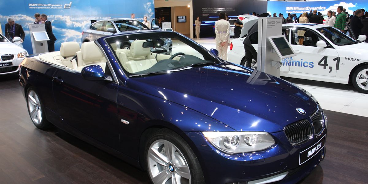 2011 BMW 3-series / 328i / 335i / 335is Coupe and Convertible
