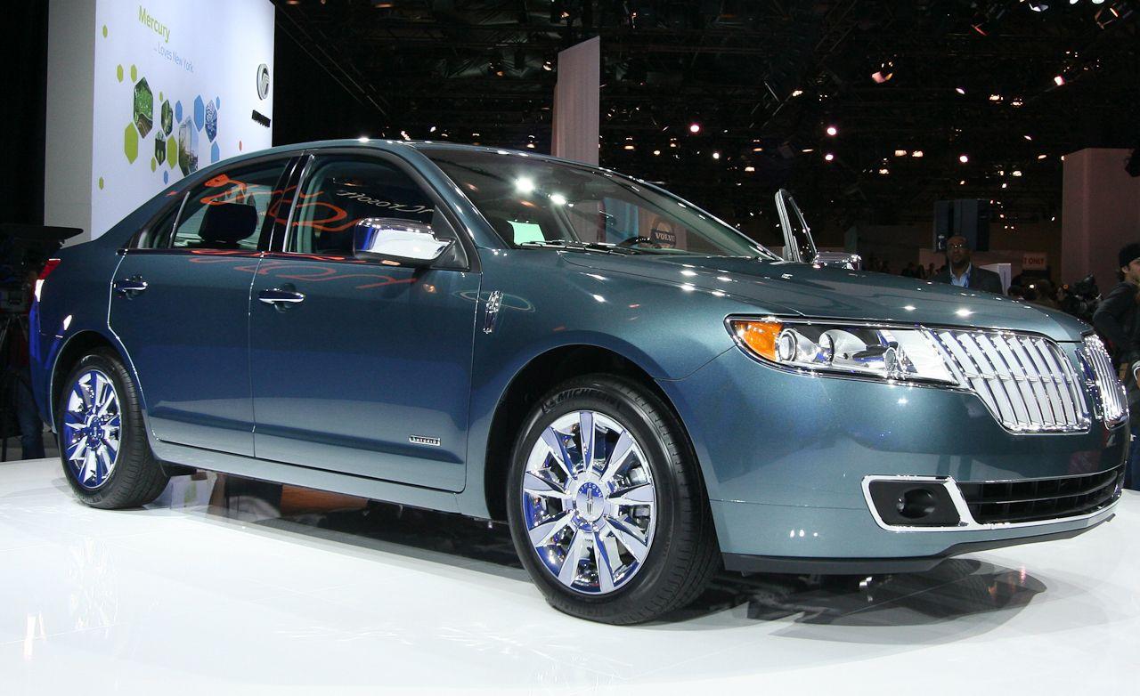2011 lincoln mkz hybrid 2012 Lincoln MKZ