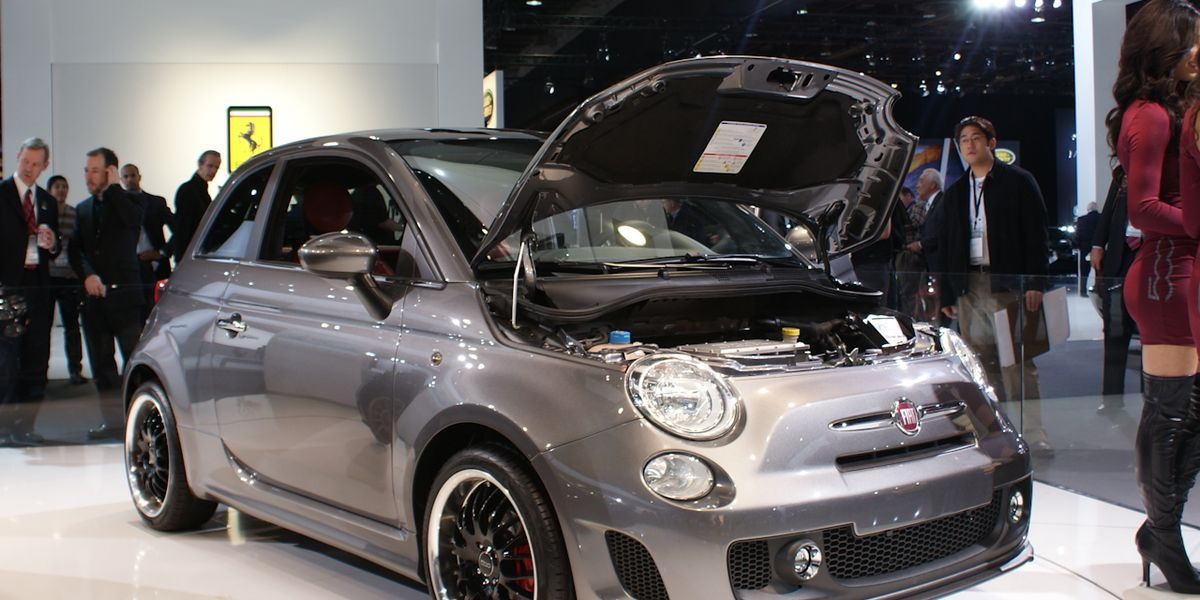 Lease Used Mercedes >> Fiat 500 BEV Concept