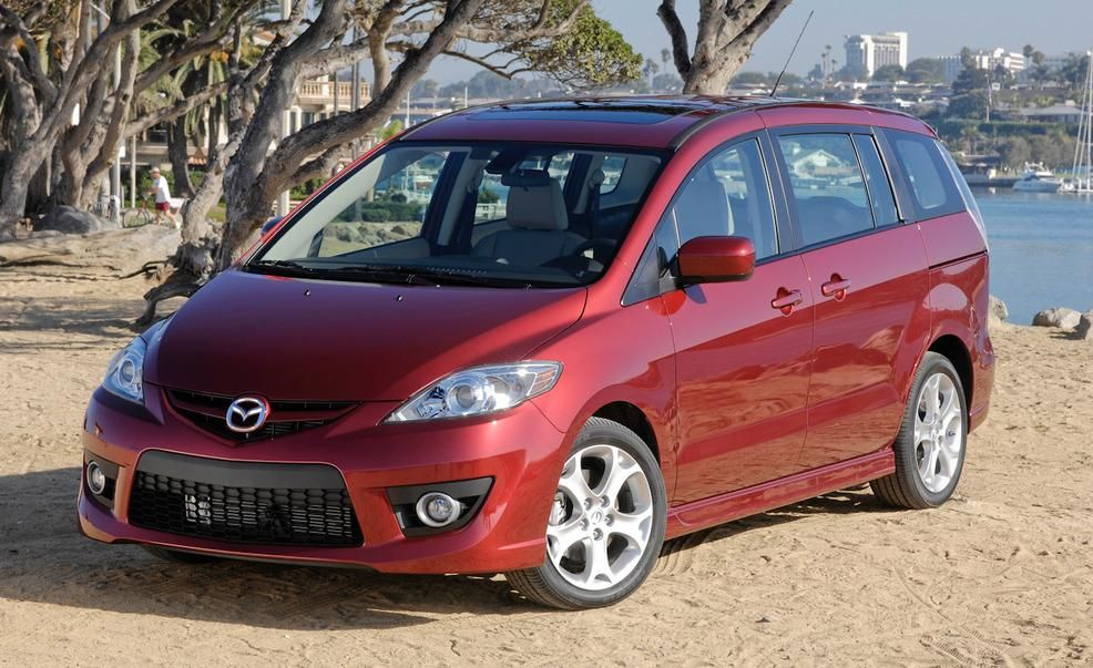 Mazda Mazda 5 Features And Specs