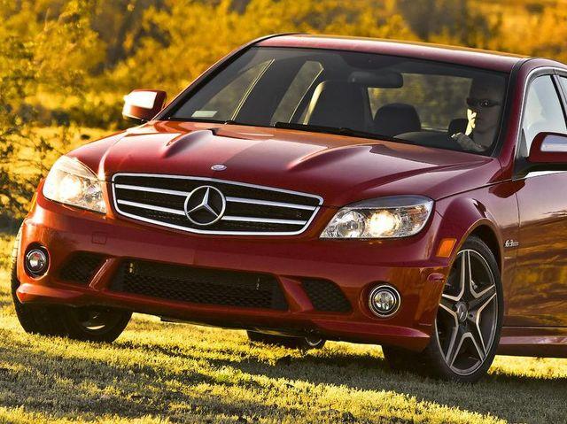 Mercedes C63 Amg 0 60 >> Mercedes Benz C63 Amg