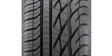 Automotive tire, Pattern, Synthetic rubber, Tread, Line, Rim, Colorfulness, Black, Parallel, Grey,