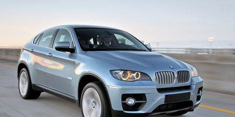 2010 Bmw Activehybrid X6 8211 Instrumented Test 8211 Car And