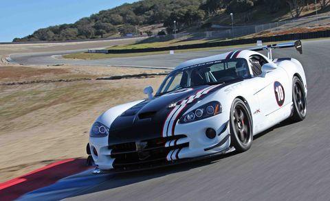 2010 dodge viper srt10 acr x