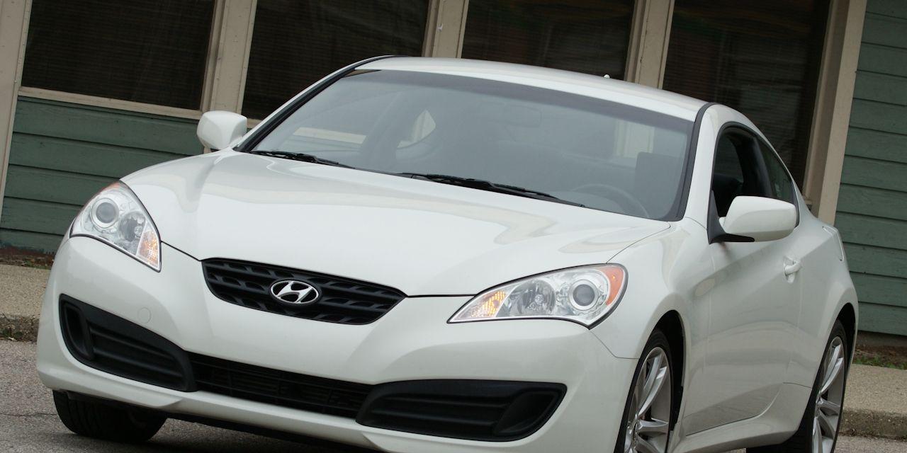 2010 Hyundai Genesis Coupe 2 0t R Spec 8211 Instrumented Test