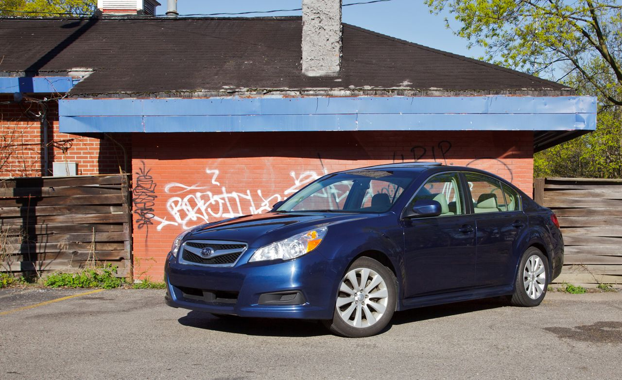 2010 Subaru Legacy 3.6R Limited Road Test – Review – Car and  DriverCar and Driver