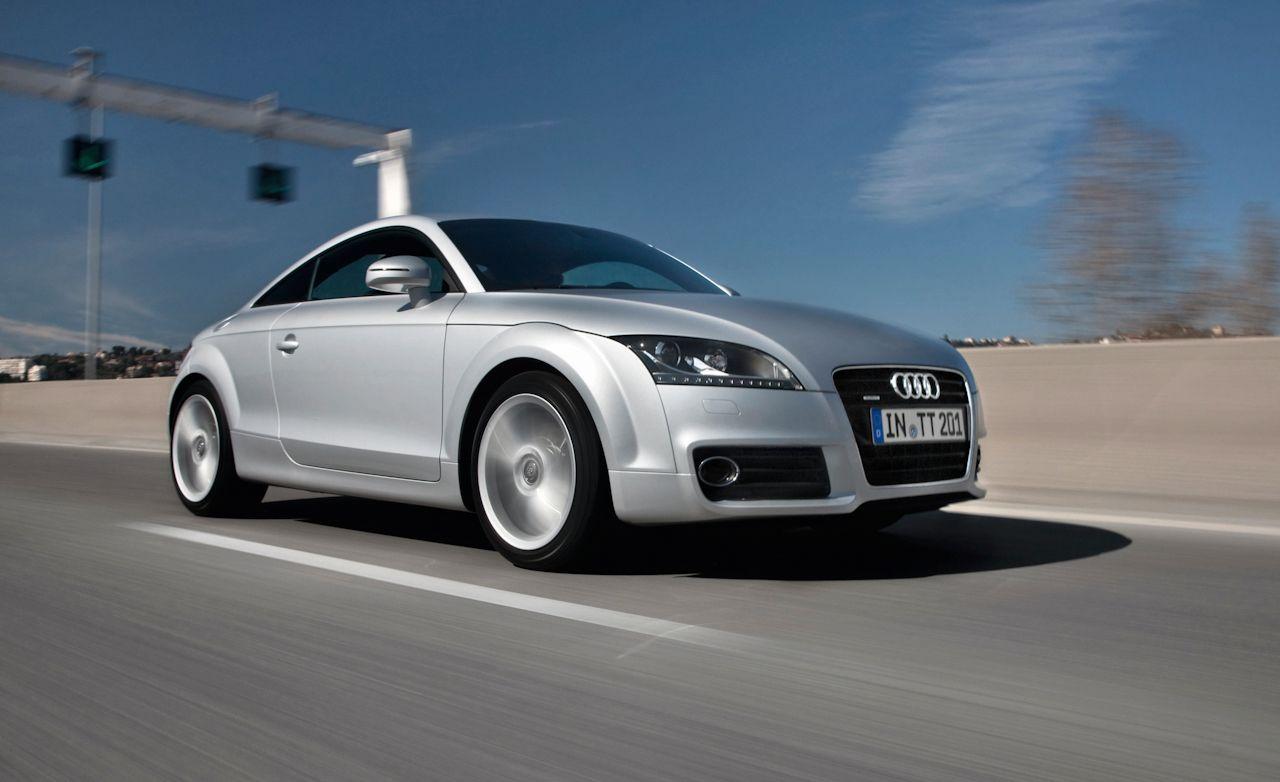 Kekurangan Audi Tt 2011 Review