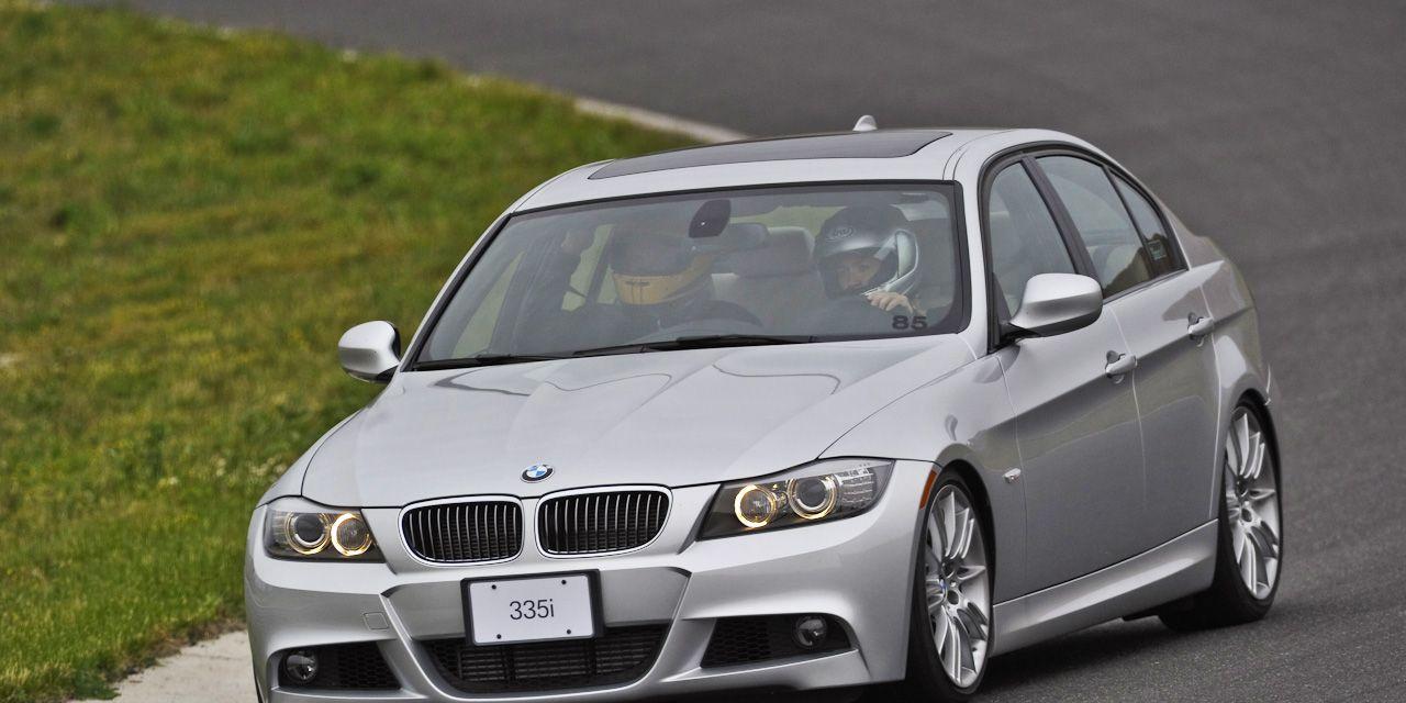 2011 Bmw 335i Sedan