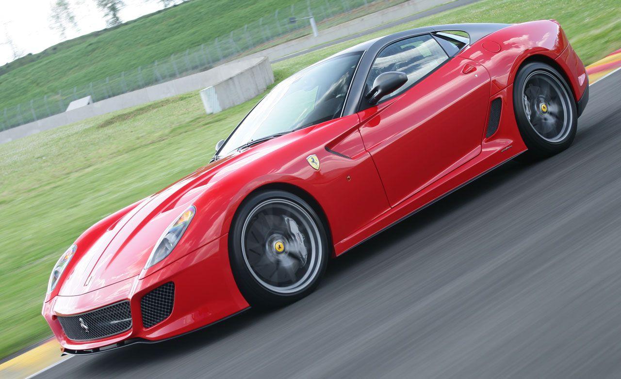 2011 Ferrari 599gto 8211 Review 8211 Car And Driver