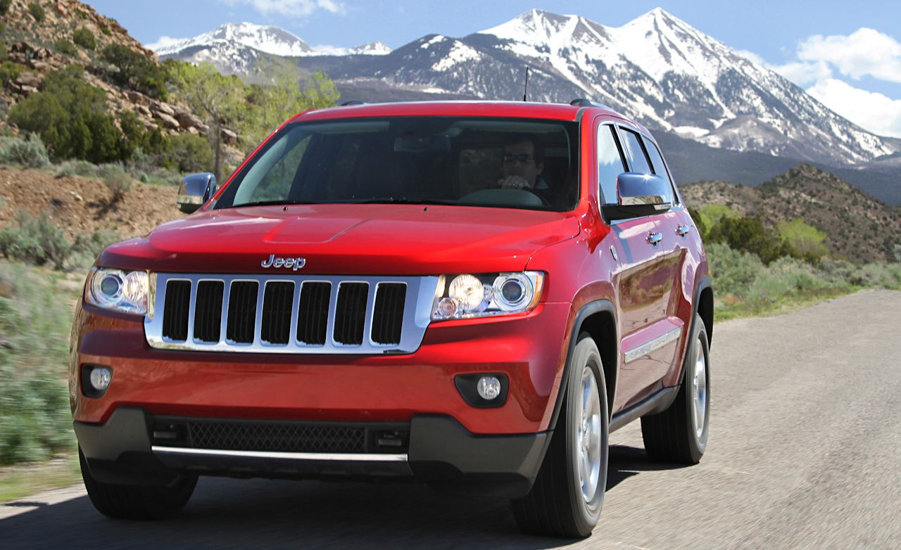 2011 Jeep Grand Cherokee 8211 Review 8211 Car And Driver