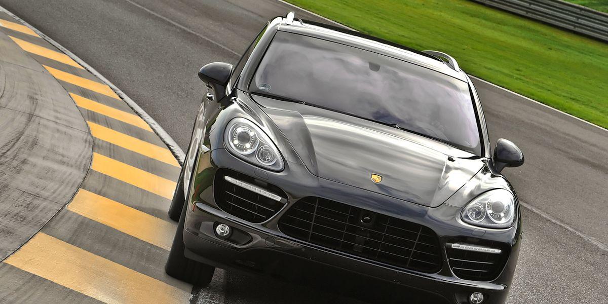 2011 Porsche Cayenne S Turbo Hybrid