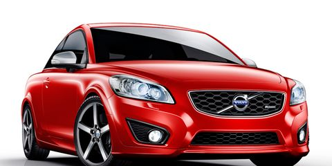 2011 Volvo C30 R Design Review Car And Driver