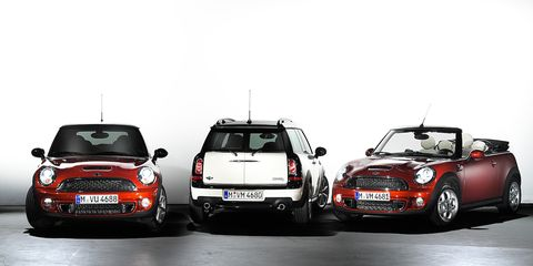 2011 Mini Cooper And Clubman 8211 News 8211 Car And Driver