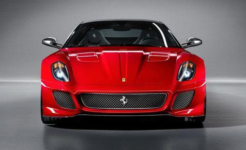 Automotive design, Vehicle, Car, Performance car, Automotive lighting, Red, Grille, Supercar, Sports car, Personal luxury car,