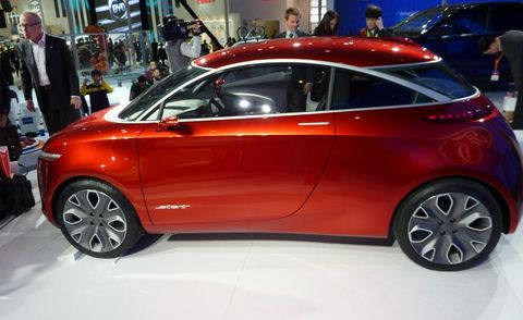 Wheel, Tire, Automotive design, Mode of transport, Vehicle, Land vehicle, Event, Car, Auto show, Hatchback,