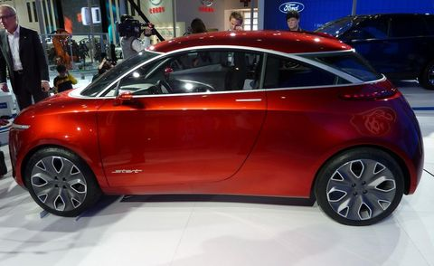 Motor vehicle, Wheel, Automotive design, Mode of transport, Vehicle, Land vehicle, Car, Auto show, Hatchback, Exhibition,