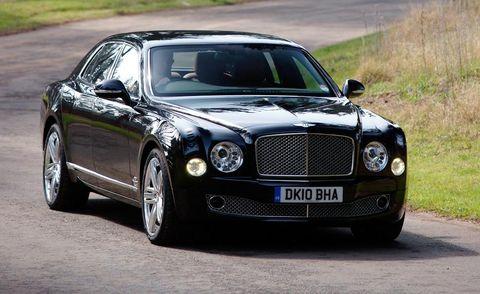 Vehicle, Land vehicle, Automotive design, Car, Grille, Bentley, Rim, Automotive lighting, Alloy wheel, Luxury vehicle,