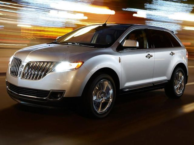 Lincoln Mkx Review Pricing And Specs