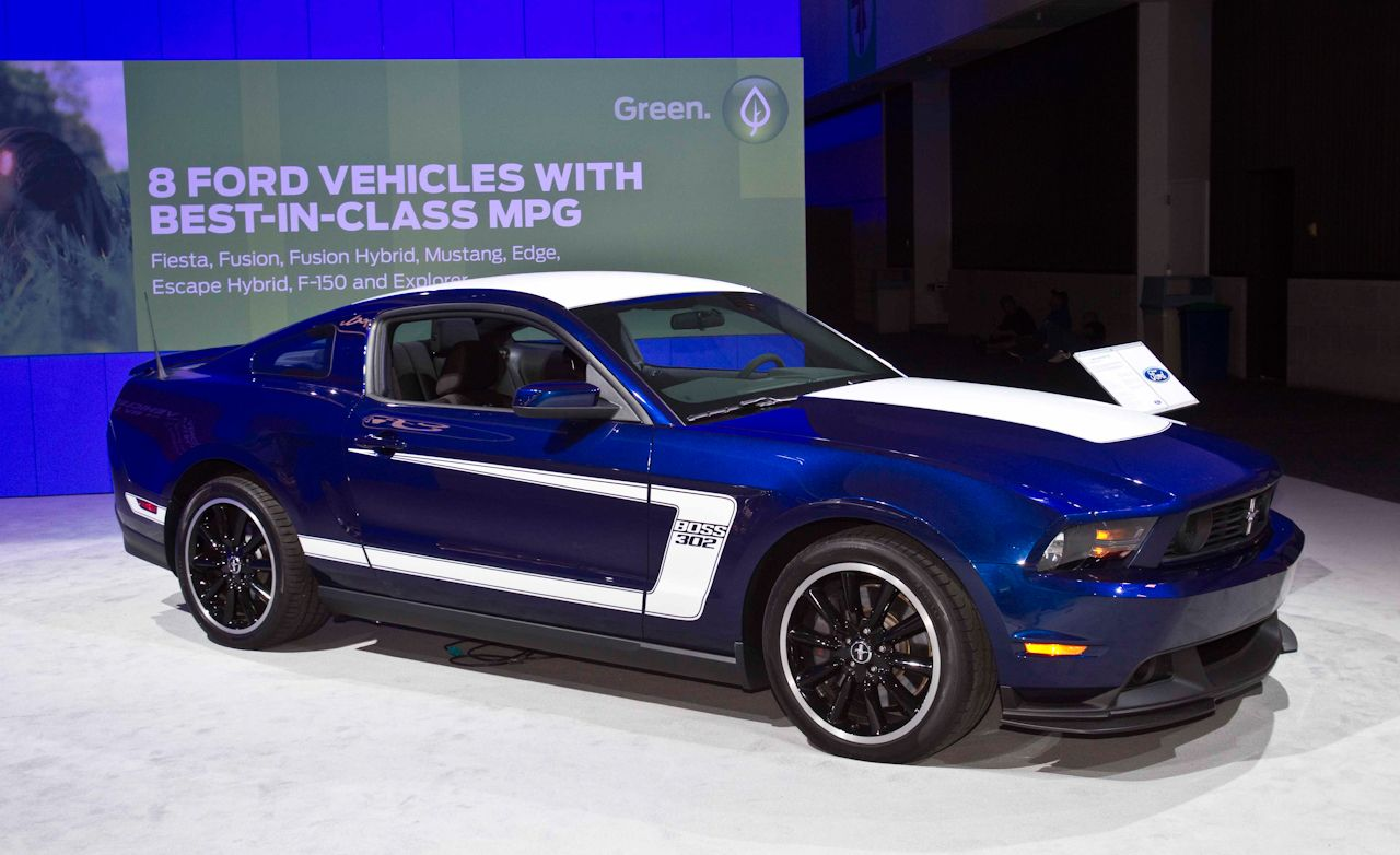Ford mustang news 2012 ford mustang boss 302 car and driver