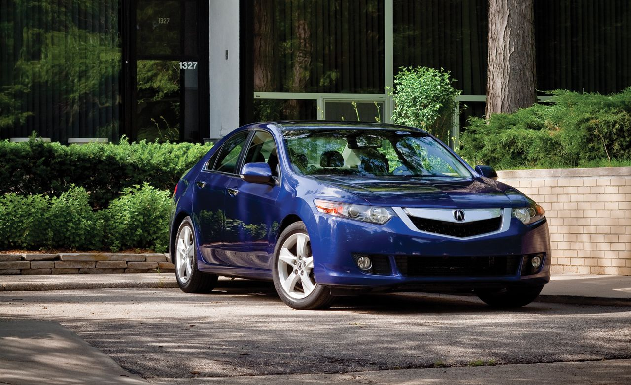 2009 Acura Tsx Long Term Road Test