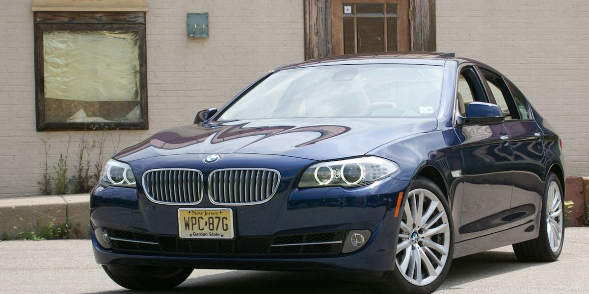 2011 Bmw 550i Automatic And Manual 5 Series Gets Assimilated