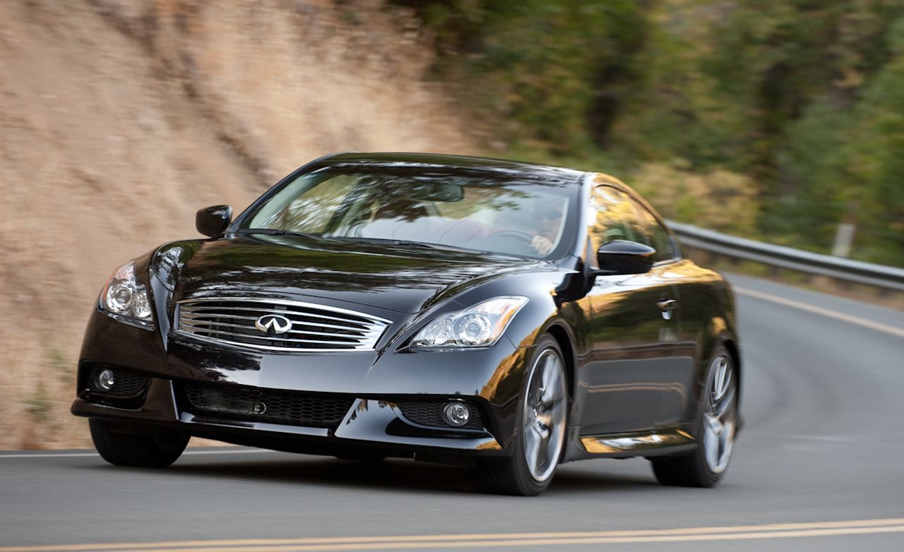 2011 Infiniti Ipl G Coupe 8211 Review 8211 Car And Driver