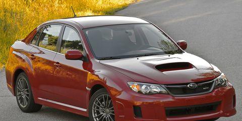 Subaru Wrx 0-60 >> 2011 Subaru Impreza Wrx Sedan 8211 Instrumented Test 8211 Car