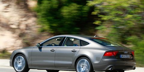Audi A7 Review 2012 Audi A7 Sportback First Drive 8211 Car And