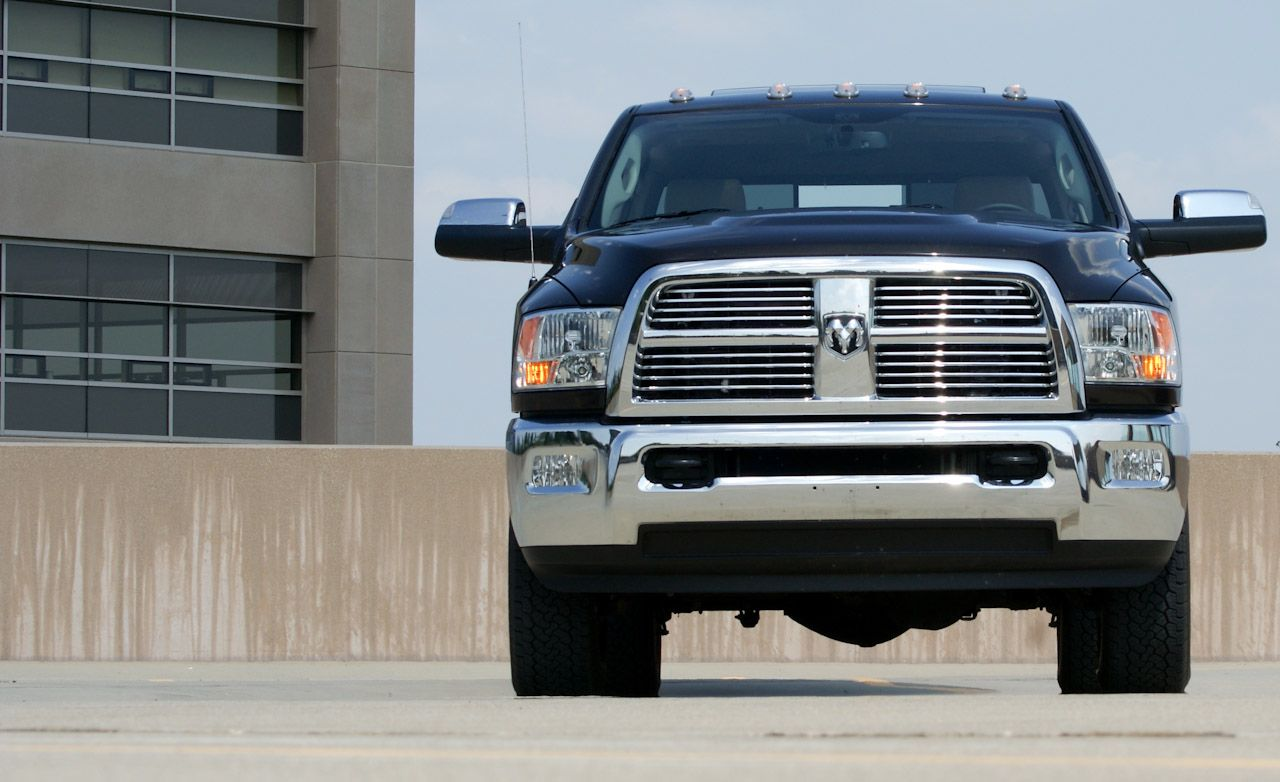 Dodge Ram Review 2010 Ram 2500 Diesel Manual Test 8211 Car And Driver