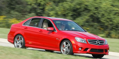 Mercedes Benz C Class Review C63 Amg With Development Pack Test