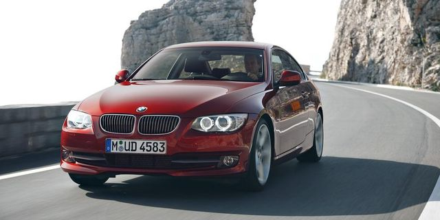 Tested 2011 Bmw 335i Coupe