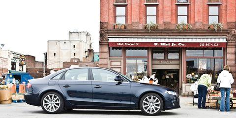 2006 Audi A4 20 T Quattro Transmission Problems - Car Audi