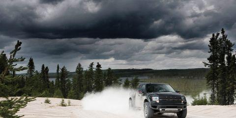 2010 Ford F-150 SVT Raptor 6 2 –