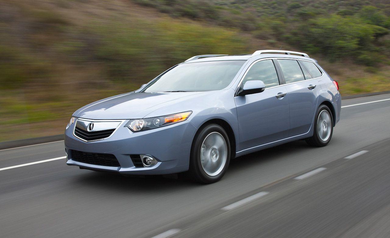 2011 acura tsx sport wagon \u0026 8211; review \u0026 8211; car and driver Acura TL image