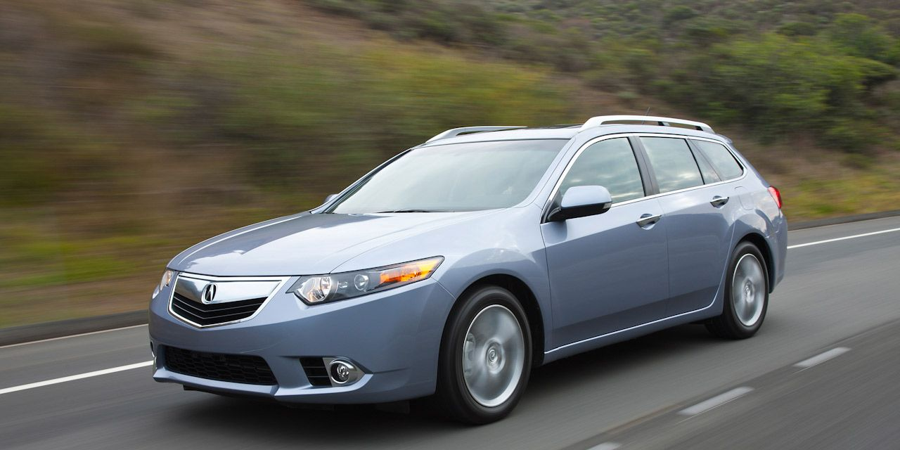 2011 Acura Tsx Sport Wagon 8211 Review 8211 Car And Driver