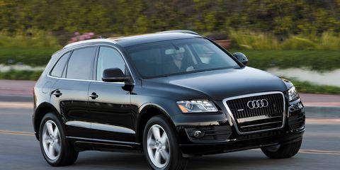 Audi Q5 0 60 >> 2011 Audi Q5 2 0t Quattro Road Test 8211 Review 8211